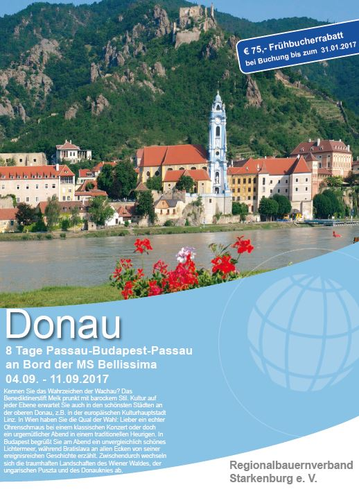 Donau Reise