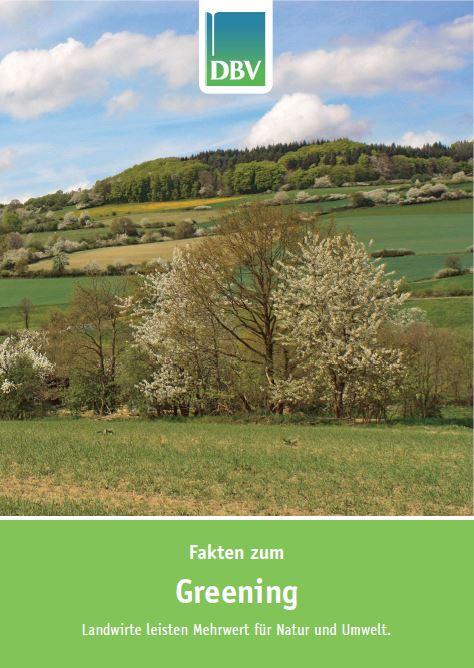 Fakten zum Greening