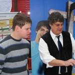 Ausbildungsinfotag 2012
