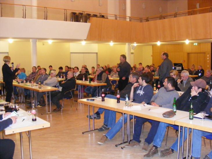 1. Regionalversammlung Ried/Rhein-Main-Neckar