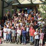 Einschulung in Michelstadt