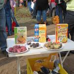 Ernährungsbildung auf dem Kartoffelacker