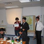 Delegation aus Südkorea informiert sich bei LLH Griesheim und RBV Starkenburg über Südhessische Landwirtschaft