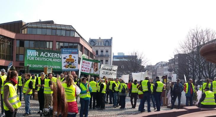Agrarministerkonferenz Bad Homburg