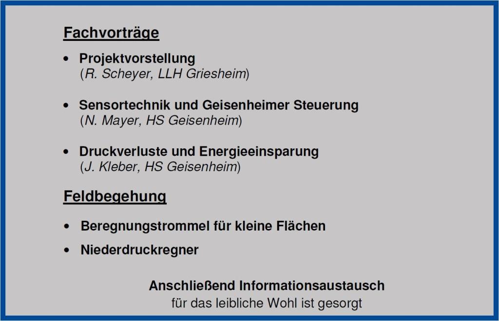 Feldtag BLE-Projekt 04.08.15.2