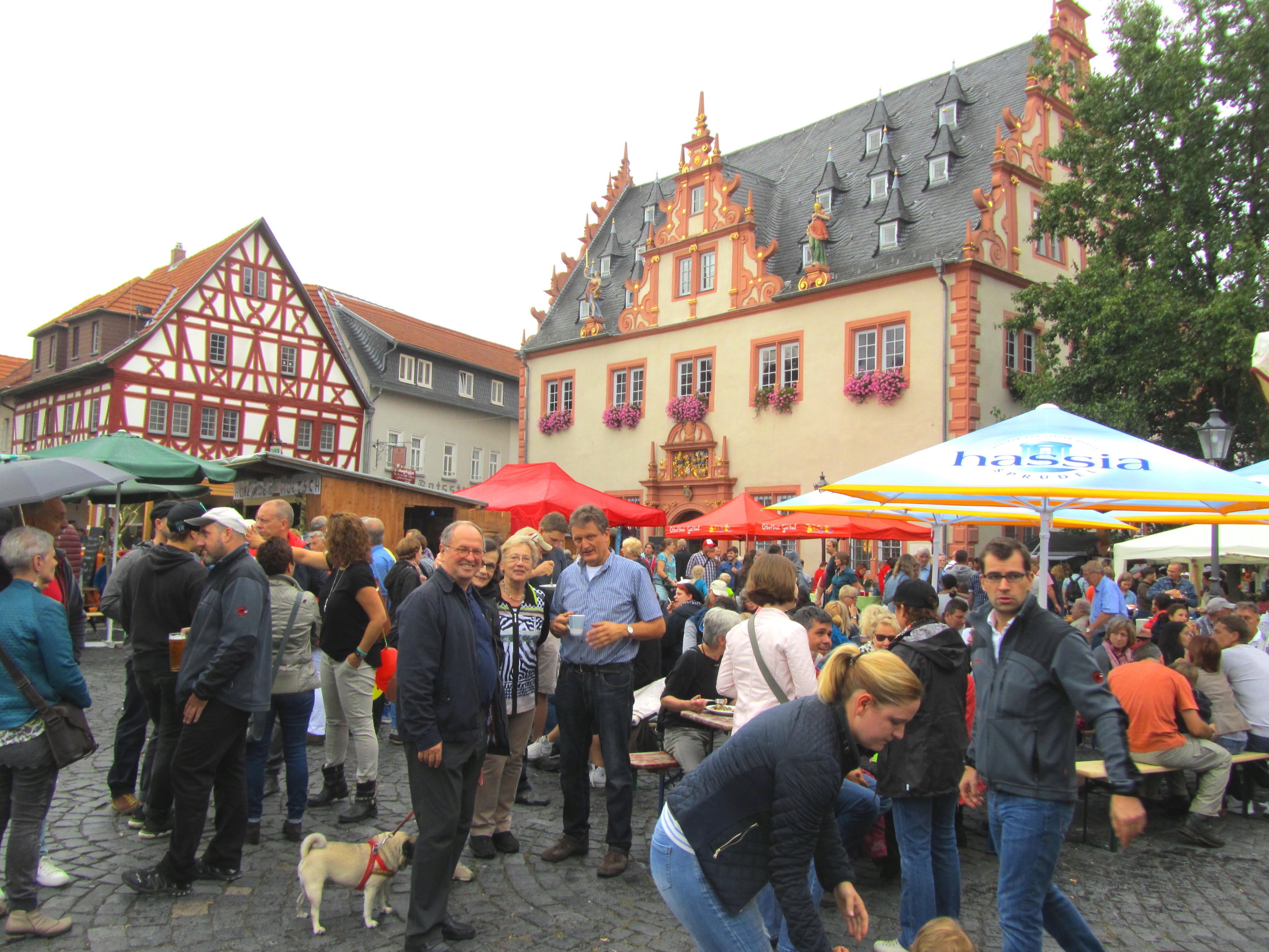 Bauernmarkt Gr-Umstadt 2015