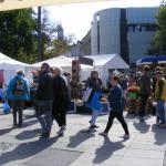 Bildergalerie Bauernmarkt Darmstadt 2015
