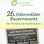 Unsere Bauernmärkte in Starkenburg