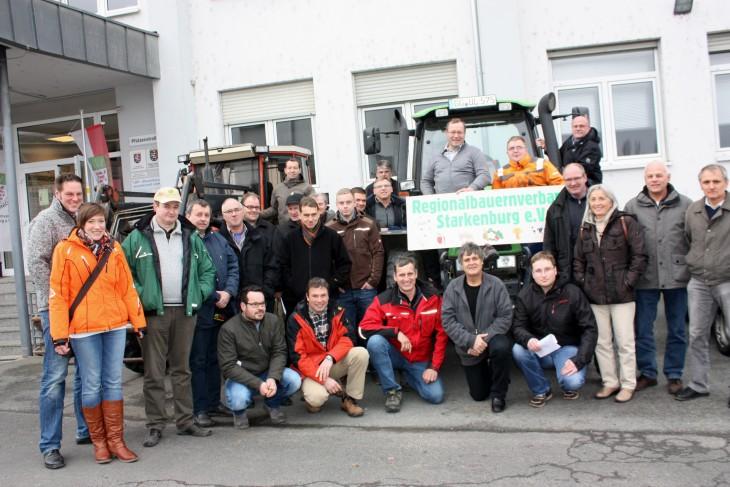 Starkenburger Landwirte laden zur Pressekonferenz!