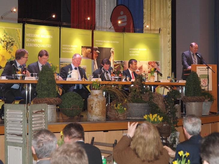61. Landwirtschaftliche Woche Südhessen