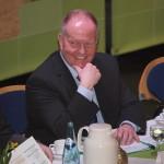 Carsten Schmal, Präsident des HBV
