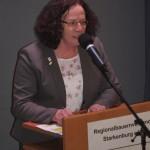 Hildegard Schuster, Präsidentin der Landfrauenverbandes Hessen