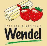 Wendel Spargelhof Logo