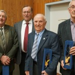 Herr Guthmann, Dr. Billau, Herr Hübner, Herr Schütz