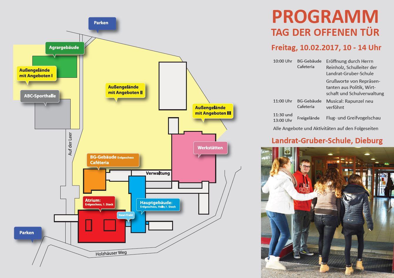 Landrat-Gruber-Schule, Dieburg