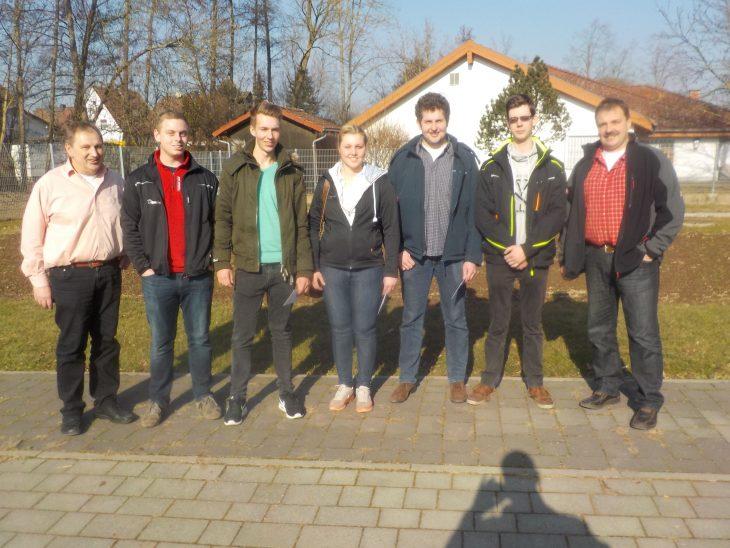 Dominik Geißler ist Südhessens bester Nachwuchslandwirt