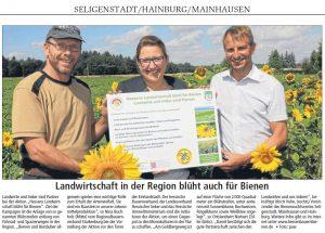 Bienenfreundliches Starkenburg