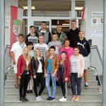 Polnische Landwirtschaftspraktikanten zu Gast beim RBV Starkenburg