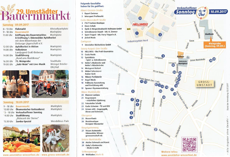 Groß-Umstadt 09. und 10.09.2017