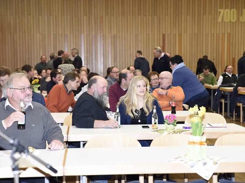 Mitgliederversammlung 21.03.2018