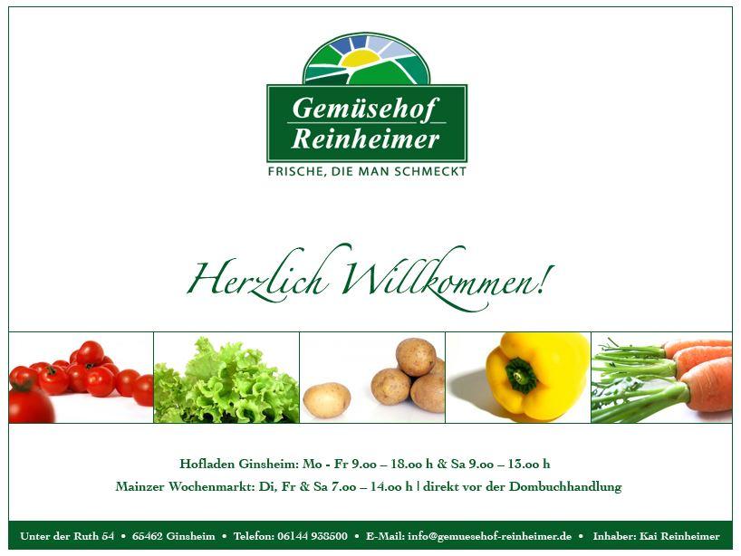 Gemüsehof Reinheimer