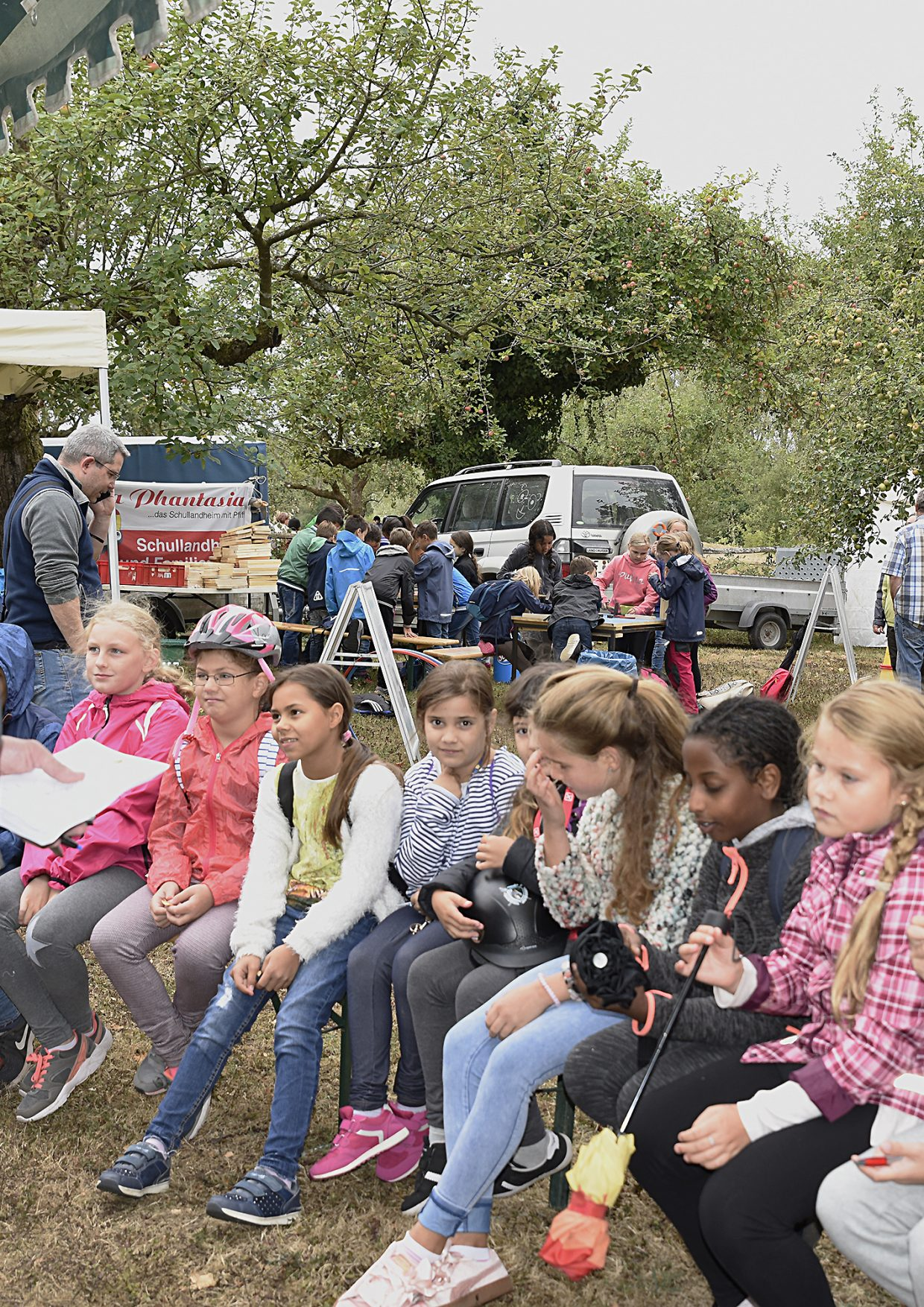 8. Hessischer Schultag auf dem Hofgut Neuhof