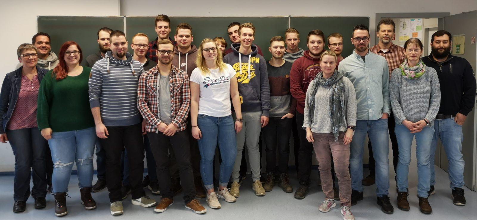 Berufswettbewerb 2019 an der Friedrich-Aereboe-Schule