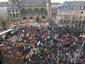 Erfolgreiche Bauerndemos in ganz Deutschland