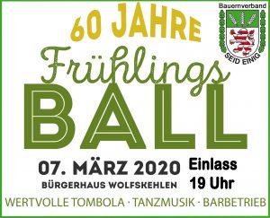 60 Jahre Frühlingsball Wolfskehlen