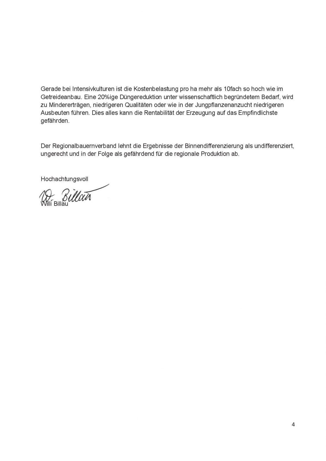 Stellungnahme RBV AVDüVo 13.11.2020